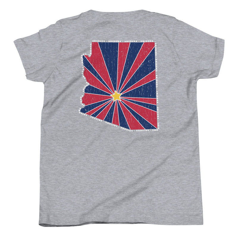 Arizona Starburst Youth T-Shirt
