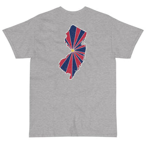 New Jersey Starburst T-Shirt-Fell Casuals