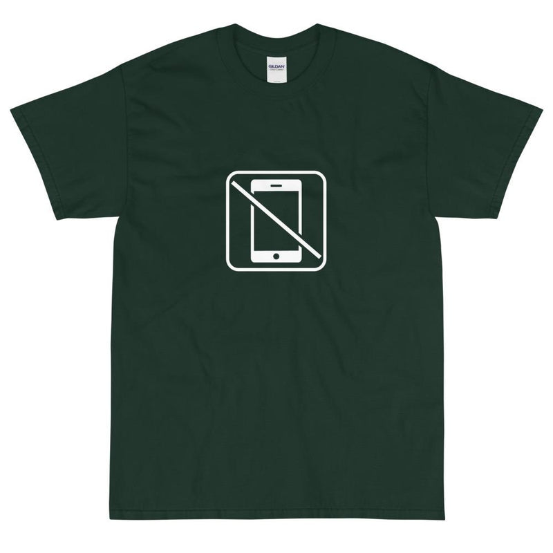 No Mobile Devices T-Shirt-Fell Casuals