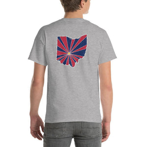 Ohio Starburst T-Shirt-Fell Casuals