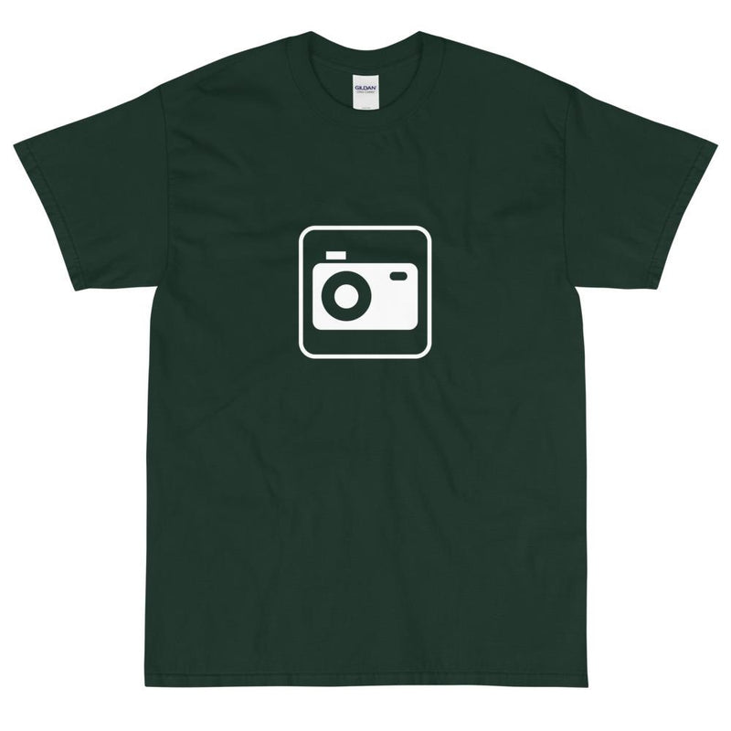 Photography Icon T-Shirt-Fell Casuals