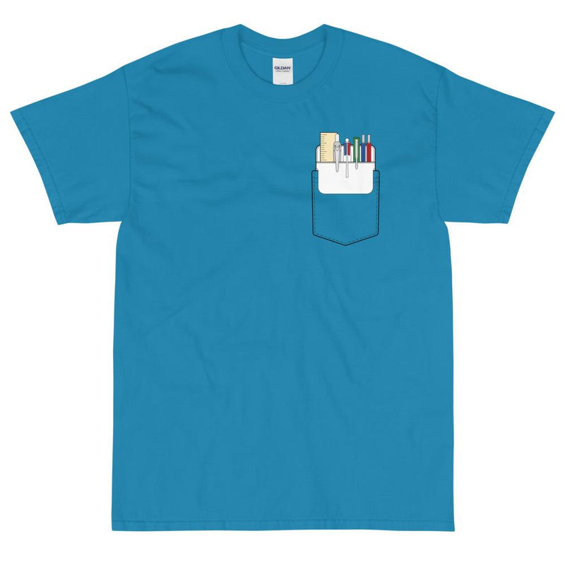 Pocket Protector T-Shirt-Fell Casuals