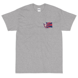 Premium Washington Starburst T-Shirt-Fell Casuals