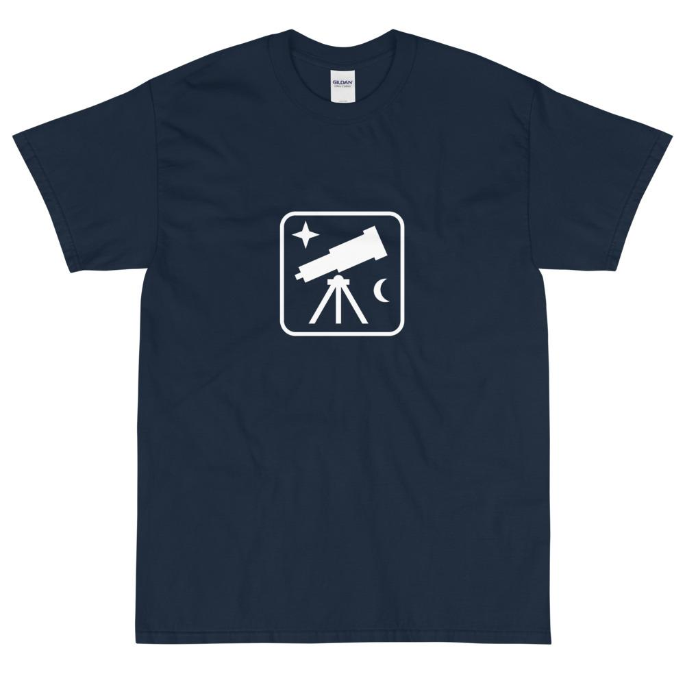 Stargazing Icon T-Shirt-Fell Casuals