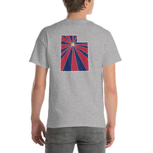 Utah Starburst T-Shirt-Fell Casuals