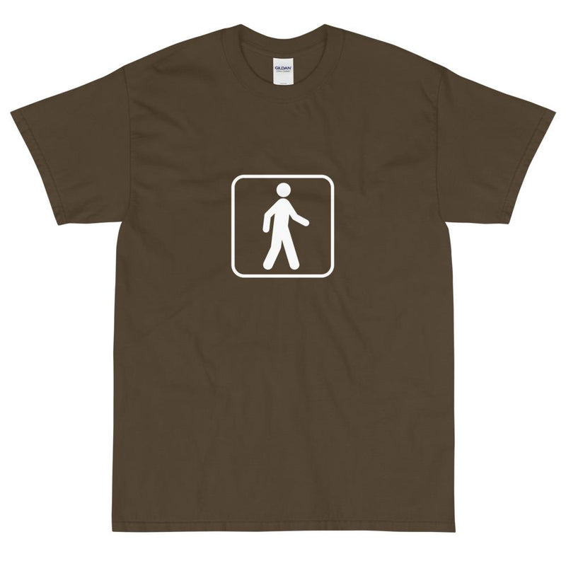 Walking Icon T-Shirt-Fell Casuals