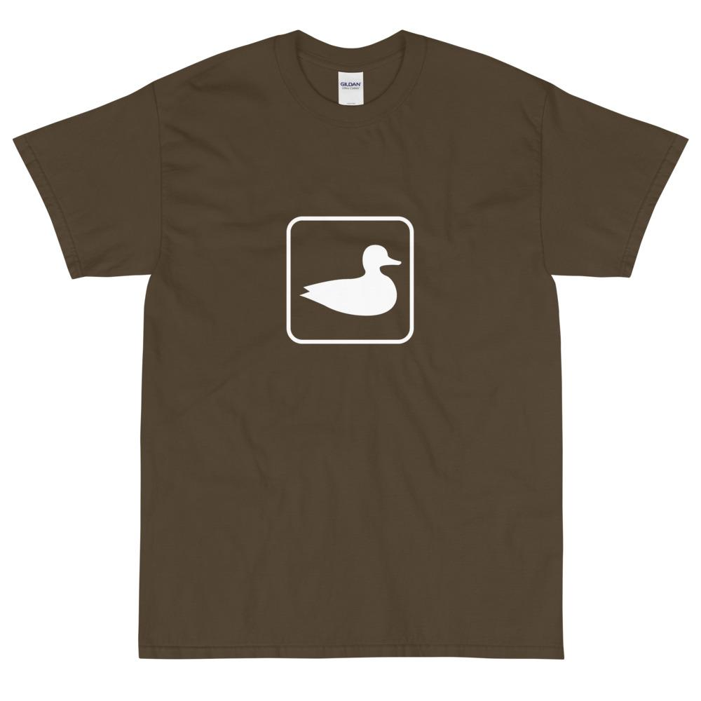 Waterfowl Icon T-Shirt-Fell Casuals