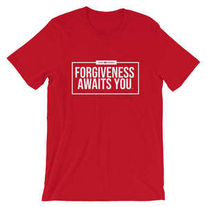 Forgiveness Awaits You Short-Sleeve Unisex T-Shirt