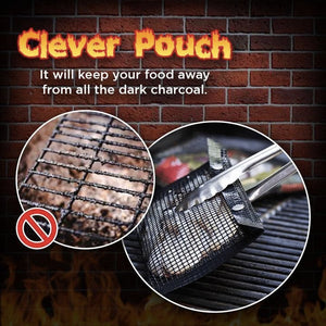 【Buy 3 Get Free Shipping】Non-Stick BBQ Mesh Grilling Bag
