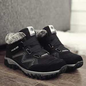 Men's Trendy Winter Snow Invader Boots