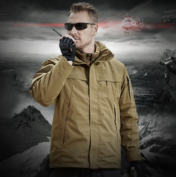 Mens Tactical Protective Jackets Coats