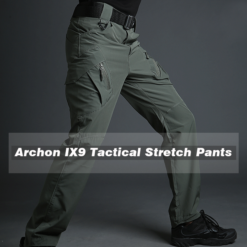 Archon IX9 Lightweight Quick Dry Stretch Pants