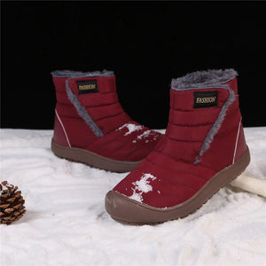 Men's Cotton Velvet Warm Winter Shoes
