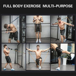 Full Body Resistant Workout Set