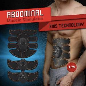 Smart Abdomen and Arm Muscle Stimulator