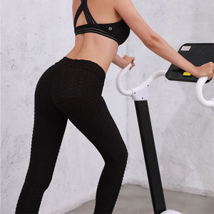 Anti Cellulite Compression Yoga Leggings