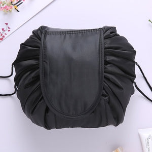 Drawstring Travel Makeup Bag