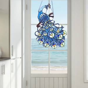 Glory Glass Window Panel