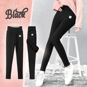 Buy 2 Free Shipping & Get 10% OFF-Super Thick Cashmere Wool Leggings