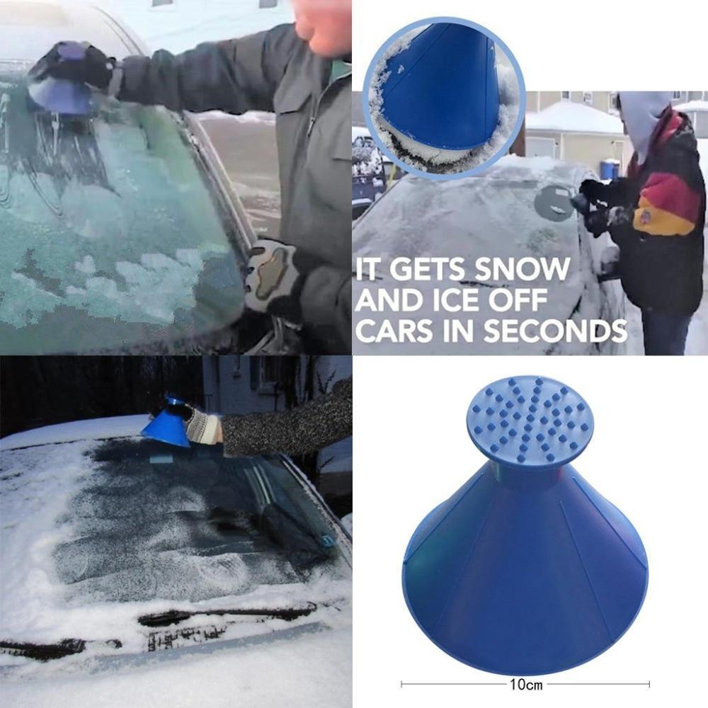 MAGICAL CAR ICE SCRAPER-🔥The ultimate snow scraper-crazy hot sale🔥
