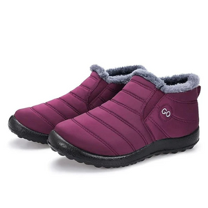 Winter Snow Boots Fur Lined Warm Outdoor Boots, Buy 2 Get 10% OFF