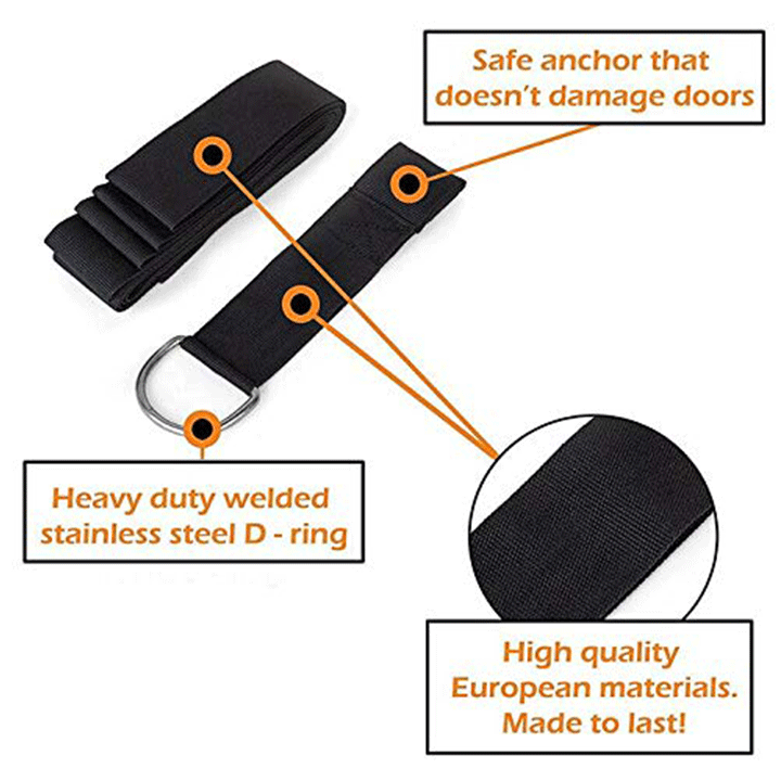 Yoga Stretcher Strap