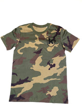 "Laden Sie das Bild in den Galerie-Viewer, Kopie von K-custom T-Shirt ""Camouflage """