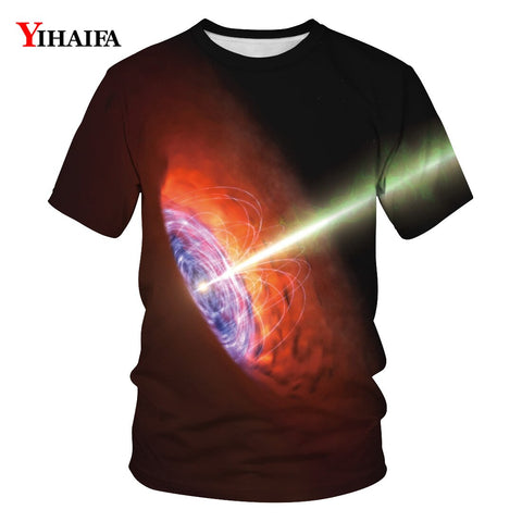 Black Hole Universe Quasar T-shirt - Xshirt Your Motivation
