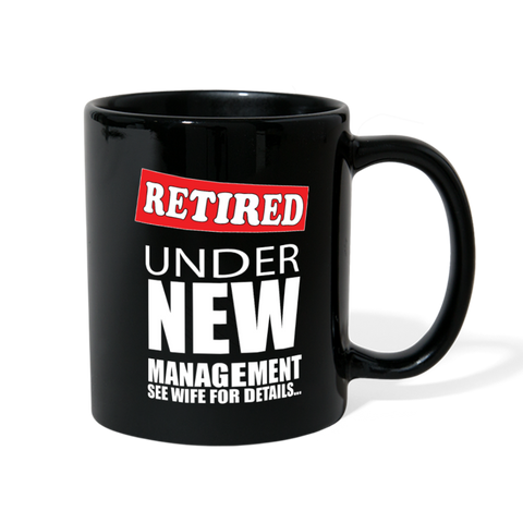 Funny Valentine's  Retirement Gift Full Color Mug - Xshirt Your Motivation