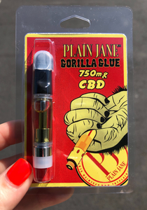 Full Spectrum 750MG CBD Cartridge - Gorilla Glue