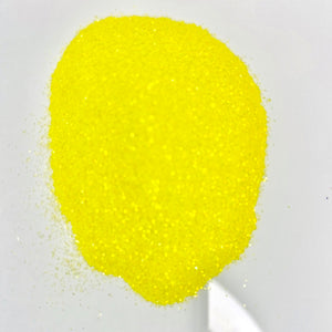 Lemon Shimmer Loose Glitter