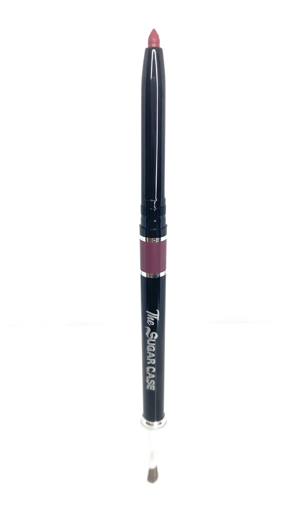 Elegant Rose Retractable Lip Liner