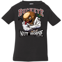 Load image into Gallery viewer, Buckeye Nut House 3322 Infant Jersey T-Shirt