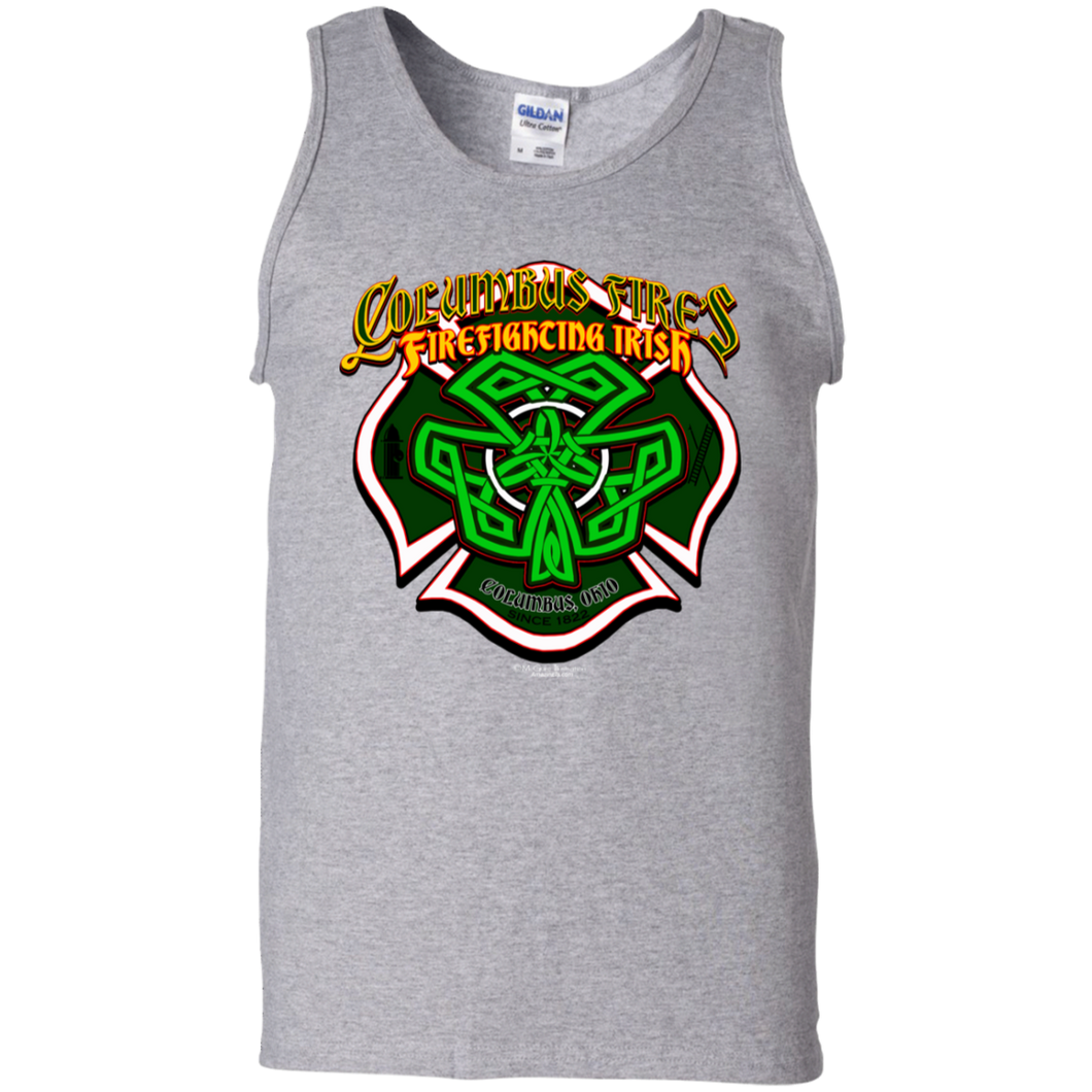 CFD Irish G220 100% Cotton Tank Top