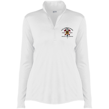 Load image into Gallery viewer, LST357 Ladies' Competitor 1/4-Zip Pullover