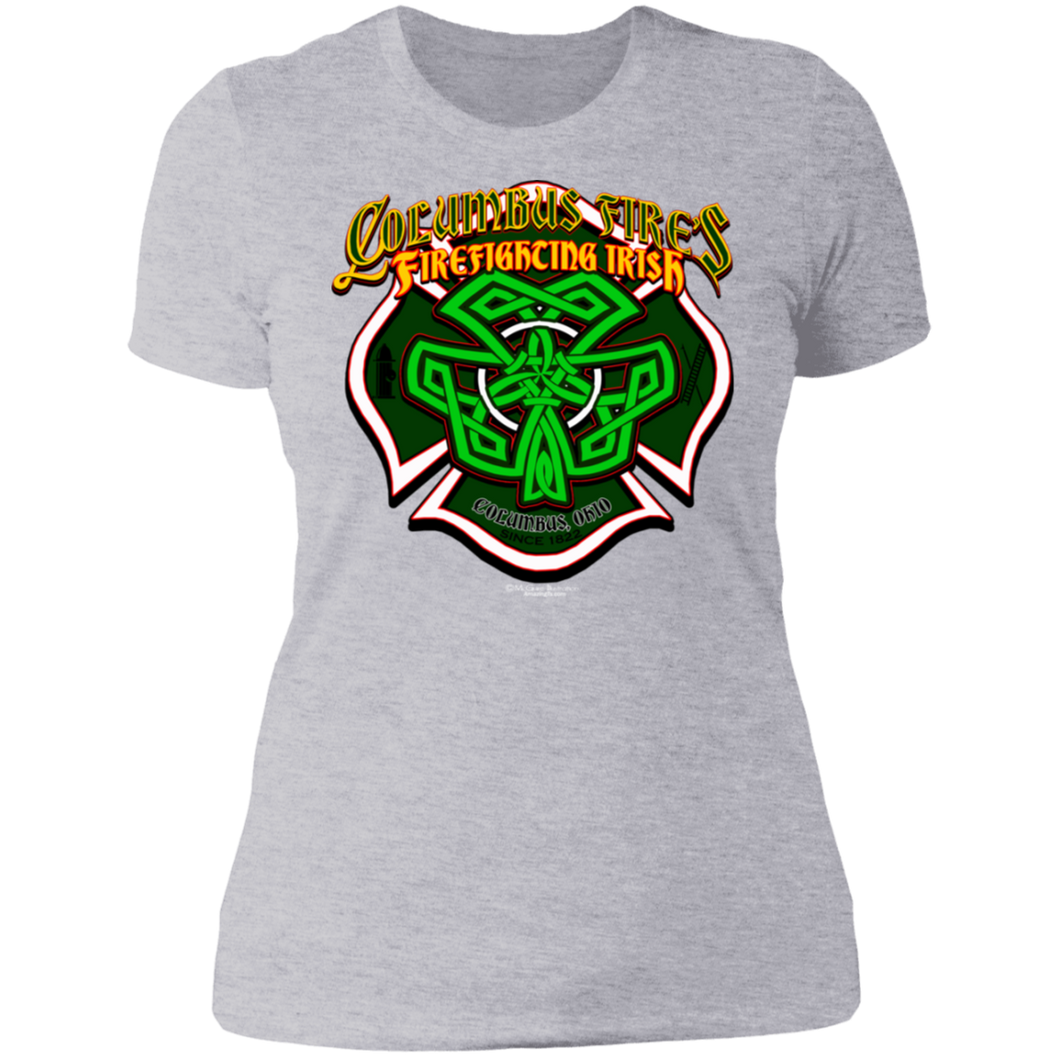 CFD Irish NL3900 Ladies' Boyfriend T-Shirt