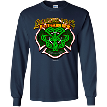 Load image into Gallery viewer, CFD Irish G240B Youth LS T-Shirt