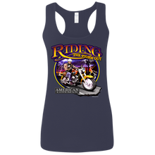 Load image into Gallery viewer, Lineman Biker G645RL Ladies' Softstyle Racerback Tank