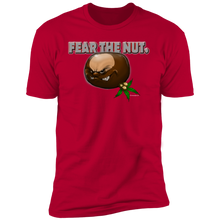 Load image into Gallery viewer, Fear The Nut NL3600 Premium Short Sleeve T-Shirt