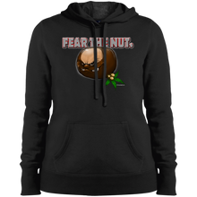 Load image into Gallery viewer, Fear   The Nut LST254 Ladies' Pullover Hooded Sweatshirt