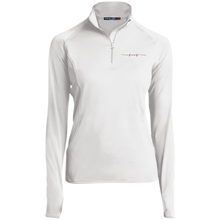 Load image into Gallery viewer, Fire Wife LST850 Women's 1/2 Zip Performance Pullover