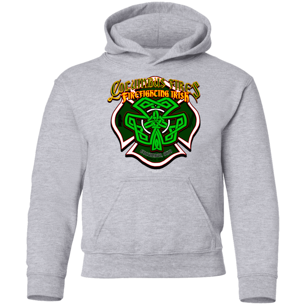 CFD Irish G185B Youth Pullover Hoodie