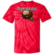 Load image into Gallery viewer, Fear The Nut CD100 100% Cotton Tie Dye T-Shirt