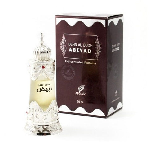 Dehn Al Oudh Abiyad (20ml Oil)