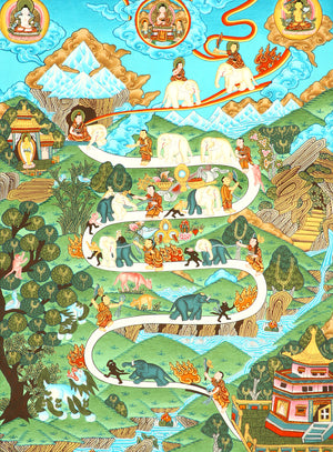 ONLINE LIVE Shiné: Traditional Tibetan Shamatha Meditation -  PRIVATE 1-2-1 (Level One)