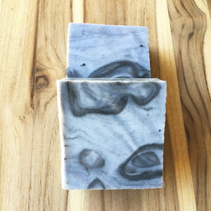 EJ: Goat Milk & Activated Charcoal