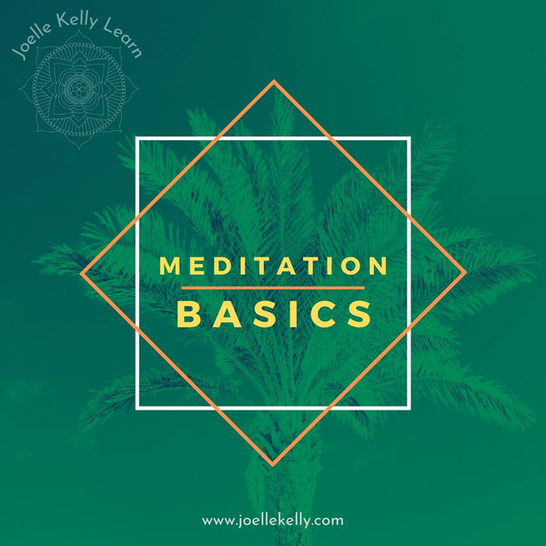 ONLINE LIVE: Meditation Basics: An Introduction to Quieting the Mind