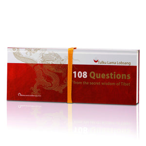 108 Questions from the Secret Wisdom of Tibet (Book)