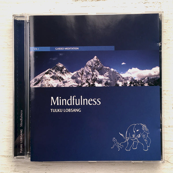 Mindfulness - Guided Meditation (CD)