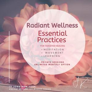 ONLINE UNLIMITED Radiant Wellness: MONTHLY